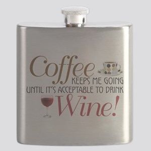 Coffee Wine Flask