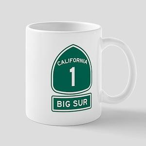 Big Sur California Mug