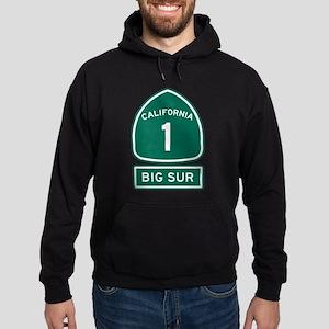 Big Sur California Hoodie (dark)
