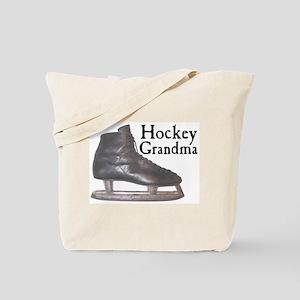 Hockey Grandma Vintage Tote Bag