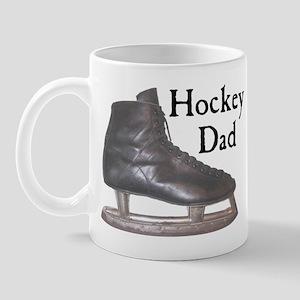 Hockey Dad Vintage Mug