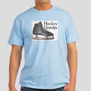 Hockey Grandpa Vintage Light T-Shirt
