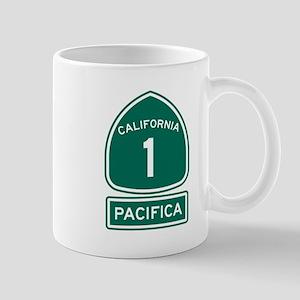 Pacifica California Mug