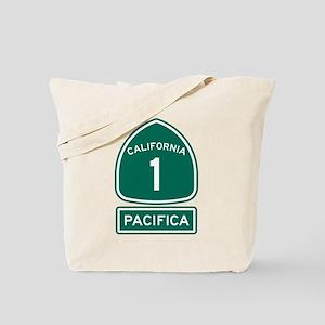 Pacifica California Tote Bag