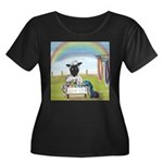 Dyeing Day Plus Size T-Shirt