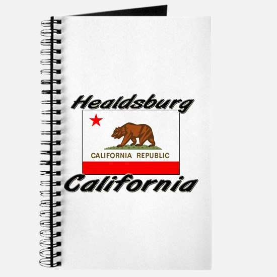 Healdsburg California Journal