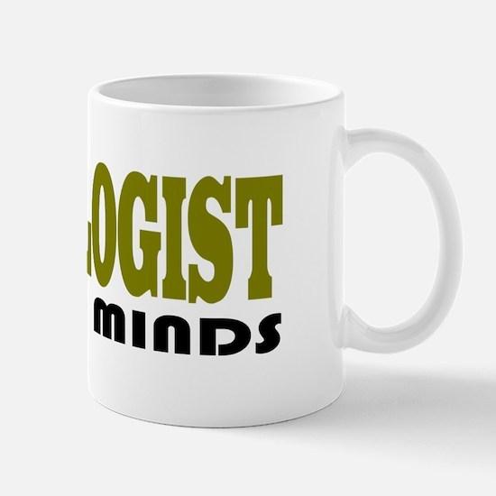 Funny Psychologist Mug