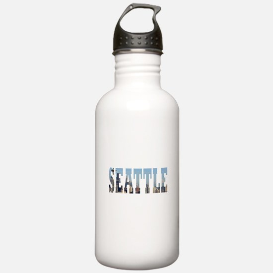 Seattle Water Bottle