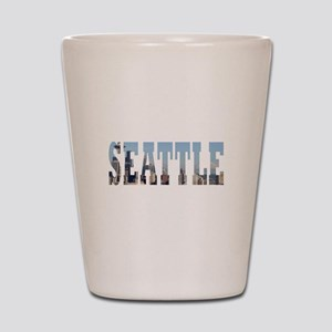 Seattle Shot Glass