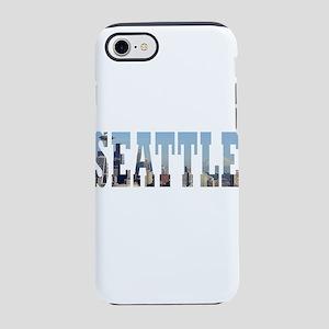 Seattle iPhone 8/7 Tough Case