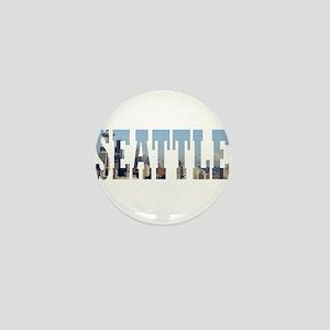 Seattle Mini Button