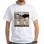 Archaeological Discovery White T-Shirt