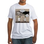 Archaeological Discovery Fitted T-Shirt