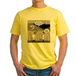 Archaeological Discovery Yellow T-Shirt