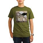 Archaeological Discov Organic Men's T-Shirt (dark)