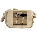 Archaeological Discovery Messenger Bag