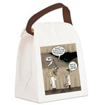 Archaeological Discovery Canvas Lunch Bag