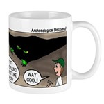 Archaeological Discovery Mug
