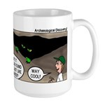 Archaeological Discovery Large Mug
