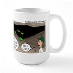 Archaeological Discovery Large Mug