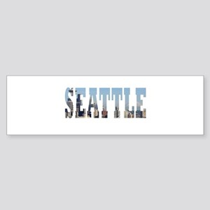 Seattle Bumper Sticker