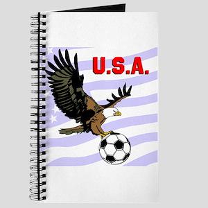 USA Soccer Eagle Journal