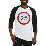 25 Baseball Jersey