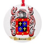 Salinas Round Ornament