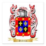 Salinas Square Car Magnet 3