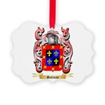 Salinas Picture Ornament