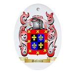 Salinas Oval Ornament