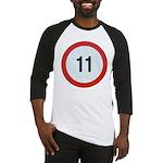 11 Baseball Jersey
