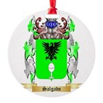 Salgado Round Ornament