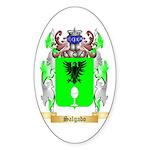 Salgado Sticker (Oval)