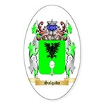 Salgado Sticker (Oval 50 pk)