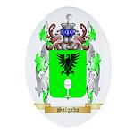 Salgado Oval Ornament