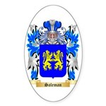 Saleman Sticker (Oval 10 pk)