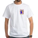 Saldivar White T-Shirt