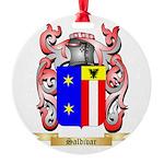 Saldivar Round Ornament