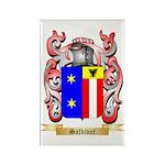 Saldivar Rectangle Magnet (100 pack)