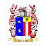 Saldivar Small Poster