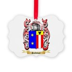 Saldivar Picture Ornament