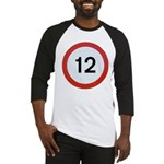 12 Baseball Jersey