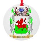 Salathiel Round Ornament