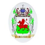 Salathiel Oval Ornament