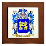 Salamovitz Framed Tile