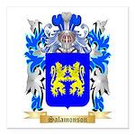 Salamonson Square Car Magnet 3