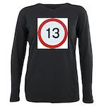 13 Plus Size Long Sleeve Tee
