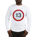 13 Long Sleeve T-Shirt