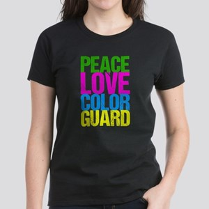 Color Guard Cute Women's Dark T-Shirt